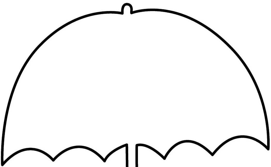 Umbrella Clipart Black And White Relational Theology
